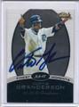 Curtis Granderson Autographed Baseball Card 2763