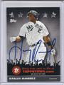 Hanley Ramirez Autographed Baseball Card 2821