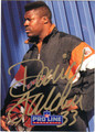 DAVID FULCHER AUTOGRAPHED FOOTBALL CARD #30312F