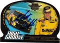 MATT KENSETH AUTOGRAPHED NASCAR CARD #30212P