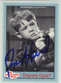 RON HOWARD AUTOGRAPHED CARD #30313B