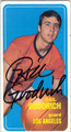 GAIL GOODRICH AUTOGRAPHED VINTAGE BASKETBALL CARD #30713B