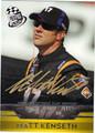 MATT KENSETH AUTOGRAPHED NASCAR CARD #30912C