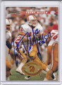 Trent Dilfer Autographed Football Card 3154