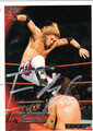 EDGE AUTOGRAPHED WRESTLING CARD #32312A