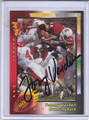 Tommy Vardell Autographed Football Card 3255