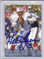 Warren Moon Autographed Football Card 3253
