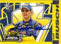 KURT BUSCH AUTOGRAPHED NASCAR CARD #32813G