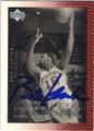 BOB LANIER DETROIT PISTONS AUTOGRAPHED BASKETBALL CARD #32713D