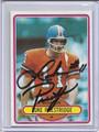 Luke Prestridge Autographed Football Card 3342