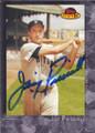 Jim Piersall Autographed Baseball Card 336