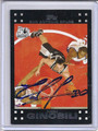 Manu Ginobili San Antonio Spurs Autographed Basketball Card 3370