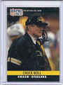 Chuck Noll Autographed Football Card 3373