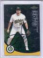 Jason Giambi Autographed Baseball Card 3406