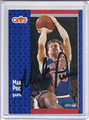 Mark Price Autographed Basketball Card 3420