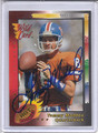Tommy Maddox Autographed Football Card 3427