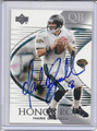 Mark Brunell Autographed Football Card 3435