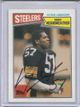 Mike Merriweather Autographed Football Card 3456