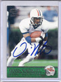 Dennis Northcut Autographed Football Card 3501