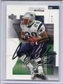 Corey Dillon Autographed Football Card 3527