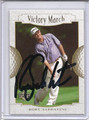 Rory Sabbatini Autographed Golf Card 3617