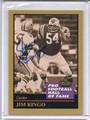 Jim Ringo Autographed Football Card 3733