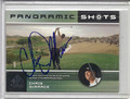 Chris DiMarco Autographed Golf Card 3866
