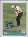 Bill Buttner Autographed Golf card 3874