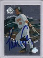 Javy Lopez Autographed Baseball Card 3993