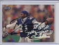 Deion Sanders Autographed Football Card 3997