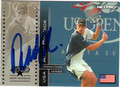 ANDY RODDICK AUTOGRAPHED TENNIS CARD #40613B