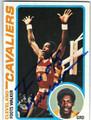 FOOTS WALKER CLEVELAND CAVALIERS AUTOGRAPHED VINTAGE BASKETBALL CARD #40713G