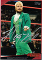 HORNSWOGGLE AUTOGRAPHED WRESTLING CARD #40912H