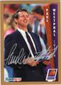 PAUL WESTPHAL AUTOGRAPHED BASKETBALL CARD #41412B