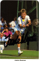 JOAKIM NYSTROM AUTOGRAPHED TENNIS CARD #41512S