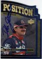 DALE JARRETT AUTOGRAPHED NASCAR CARD #41513D