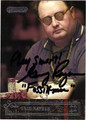 GREG RAYMER AUTOGRAPHED POKER CARD #42212J