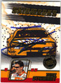 TONY STEWART AUTOGRAPHED PIECE OF THE GAME NASCAR CARD #42213G