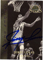 JERRY LUCAS AUTOGRAPHED BASKETBALL CARD #42112F