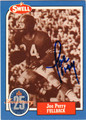 JOE PERRY AUTOGRAPHED FOOTBALL CARD #42812E