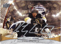 KRISTOPHER LETANG PITTSBURGH PENGUINS AUTOGRAPHED HOCKEY CARD #42813F