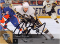 PASCAL DUPUIS PITTSBURGH PENGUINS AUTOGRAPHED HOCKEY CARD #42913B