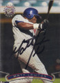 Matt Lawton Autographed Baseball Card 453