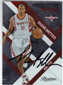 SHANE BATTIER HOUSTON ROCKETS AUTOGRAPHED & NUMBERED BASKETBALL CARD #50513H