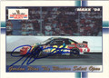 JEFF GORDON AUTOGRAPHED NASCAR CARD #50713B