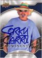 CORKY CARROLL AUTOGRAPHED CARD #50911D