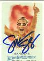 SUMMER SANDERS AUTOGRAPHED SWIMMING CARD #50912B