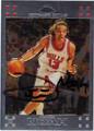 JOAKIM NOAH AUTOGRAPHED ROOKIE BASKETBALL CARD #51012B
