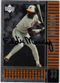 EDDIE MURRAY BALTIMORE ORIOLES AUTOGRAPHED BASEBALL CARD #51413A