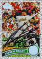 ANDREW BAILEY OAKLAND ATHLETICS AUTOGRAPHED BASEBALL CARD #51413J